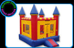 BOUNCERS CASTLES and THEMES $287